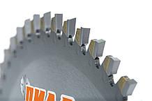Диск пильный по дереву для поперечной распиловки с твердосплавными напайками 160*22-32*1,5/2,5 на 36 зубов