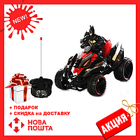 Игрушечный квадроцикл с супергероем Бэтмен 3268-3276 на пульте управления | игрушечная машинка