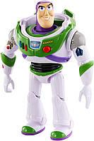 """Интерактивная игрушка Базз Лайтер """"История игрушек 4"""" 18см от Mattel, фото 1"""