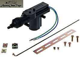 Активатор блокировки замка (моторедуктор) двухконтактный для любых автомобилей с центральным замком, произ-во СтартВольт SLA 0102