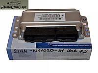 Блок управления двигателем ВАЗ 2110, 2111, 2112, model: Январь 7.2+, произ-во Автэл, A205DP57, кат.код. 21124-1411020-31