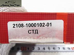 Вкладыши коренные 0.00 ВАЗ 2108, 2109, 21099, 2110, 2111, 2112, производитель: ЗМЗ, кат.код. 2108-1000102-01, фото 2