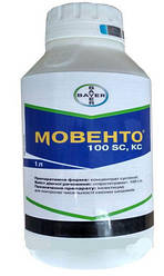 Мовенто 10% к.с инсектицид — для борьбы со всасывающими вредителями, трипс, белокрылка