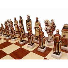 Шахматы Madon Grunwald интарсия 58.5х58.5 см (с-160), фото 3