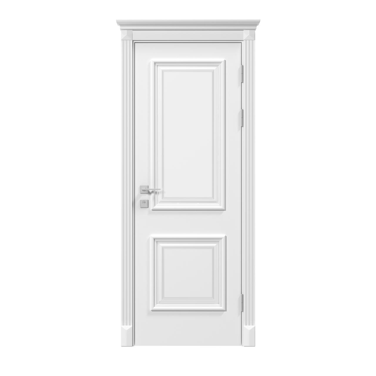 Двери Родос Siena Laura белый мат