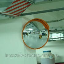 Сферическое зеркало для паркинга.