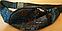 Сумка на пояс бананка на плечо Hazara (вентилируемая обратная сторона), фото 8