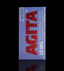 Водорастворимый гранулят Agita 10 WG, 30 г, программа уничтожения мух