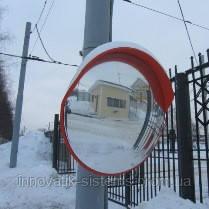 Сферическое зеркало для КПП