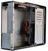 БУ Корпус Slim/ Desktop, для платы mATX/ miniITX + БП 400Вт