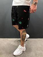Шорты бриджи катон модные мужские, фото 1