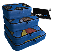 Дорожный органайзер для путешествий Shacke Pak (Синий) (SP005)