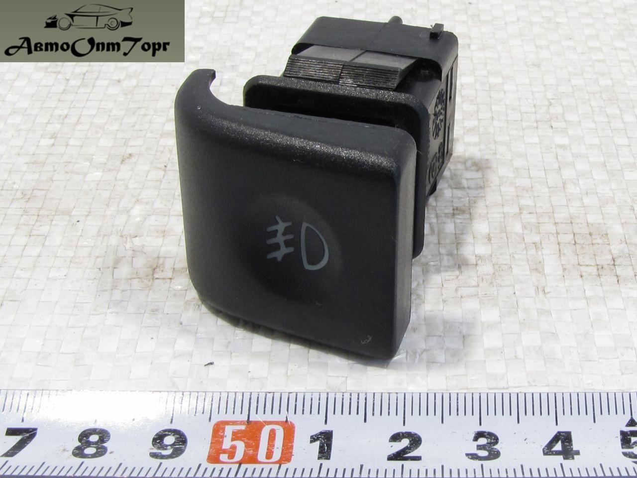 Кнопка противотуманных фар ВАЗ 2110,2111,2112пер.
