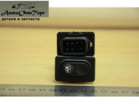 Кнопка склопідіймача ВАЗ 2110,2111,2112, фото 2