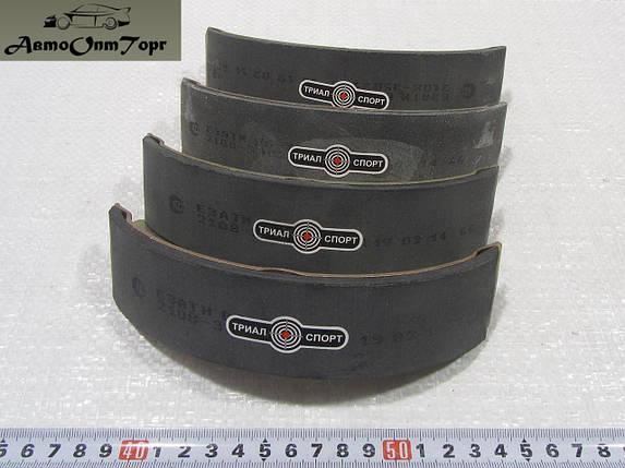 Колодки тормозные задние ВАЗ 2108, 2109, 21099, 2110, 2111, 2112, 2113, 2114, 2115, 2108-3502090, фото 2