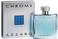 Мужская туалетная вода Azzaro Chrome + 10 мл в подарок