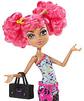 Кукла Monster High Dance Class Howleen Wolf Doll, Хаулин Вульф.