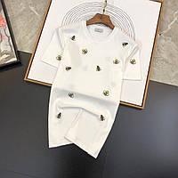 Мужская футболка Dior (Диор) арт. 26-01
