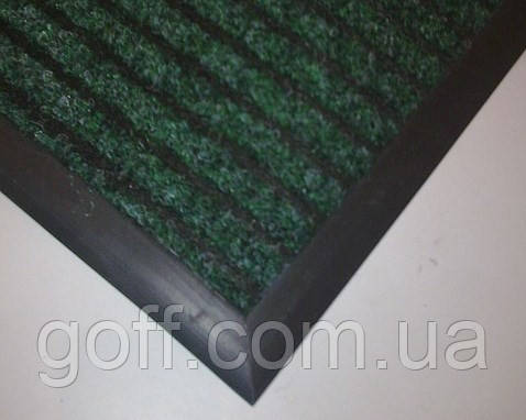 Грязезащитный коврик «Форест» зеленый