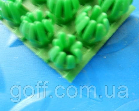 Щетинистое покрытие зеленый Прибалтика