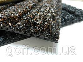 Грязезащитные чистящие входные ковры «Лан» (коричневый)