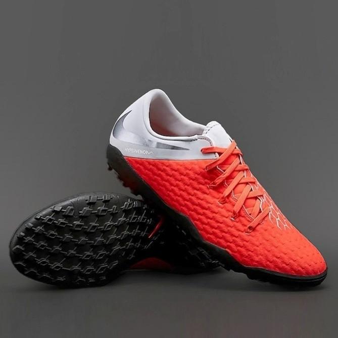 Обувь для футбола (сорокoножки) Nike Hypervenom III Academy TF