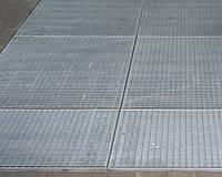 Оцинкованные очистительные решетки, фото 1