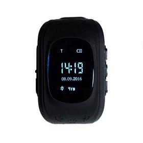 Дитячі розумні годинник Smart Watch GPS трекер Q50/G36 Black