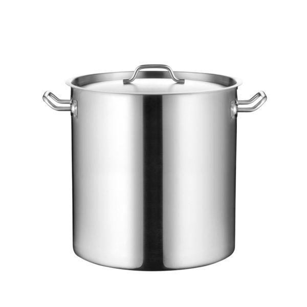Велика каструля на 50 літрів Benson BN-606 кухонні нержавіюча сталь