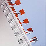 Блокнот с разделителями Axent Maps-1 8451-02-А, 120 л., клетка, фото 4