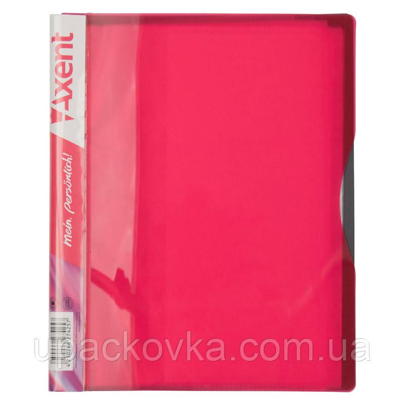 Дисплей-книга Axent 1220-10-A 20 файлов, A5, розовая