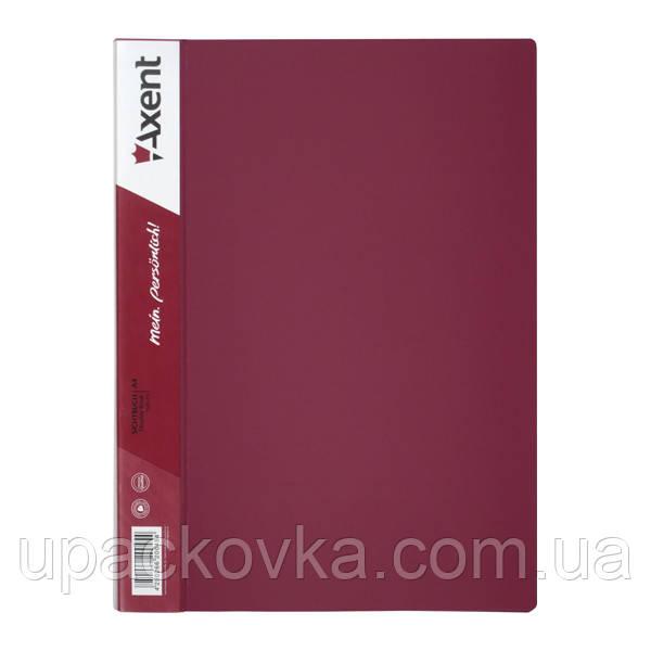 Дисплей-книга Axent 1040-04-A А4, 40 файлов