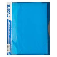 Дисплей-книга Axent 1220-07-A 20 файлов, A5, голубая