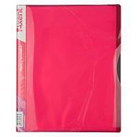 Дисплей-книга Axent 1140-10-A 40 файлов, розовая