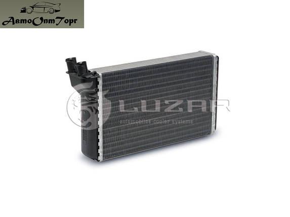 Радіатор опалювача ВАЗ 2110, 2111, 2112,( пічка) кат.код. 2110-8101060, вир-во Лузар LRh 0110, фото 2