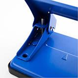 Дырокол металлический Delta D3520-02, 20 листов, синий, фото 4