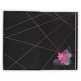 Книга записная Axent Tropic 8431-04-А, твердая обложка, А6, 80 листов, клетка, фото 4
