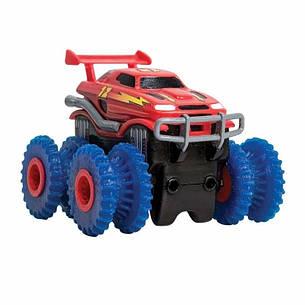 Машинка Trix Trux Monster Truk для канатного детского трека монстр-траки Красная (SUN2218_1), фото 2