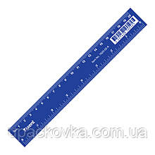 Линейка пластиковая Axent 7620-02-A, 20 см, синяя