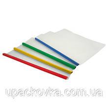 Папка-скоросшиватель Axent 1416-00-A, A4, с планкой