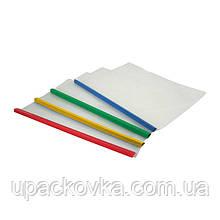 Папка-скоросшиватель Axent 1417-00-A, A4, с планкой