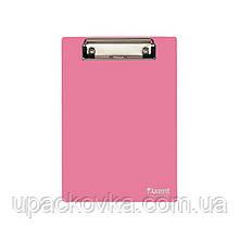 Планшет с прижимом Axent 2516-10-A, А5, розовый