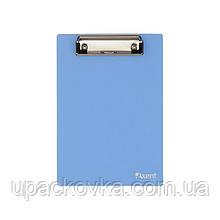Планшет с прижимом Axent 2516-07-A, А5, голубой