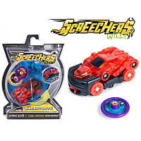 Дикий скричер Racertooth L1 Рейсертус, Screechers Wild