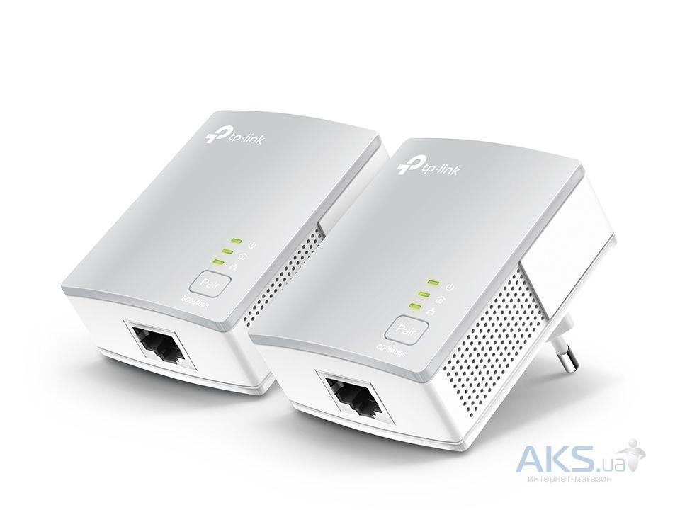 Беспроводный адаптер (Wi-Fi) TP-Link TL-PA4010KIT White