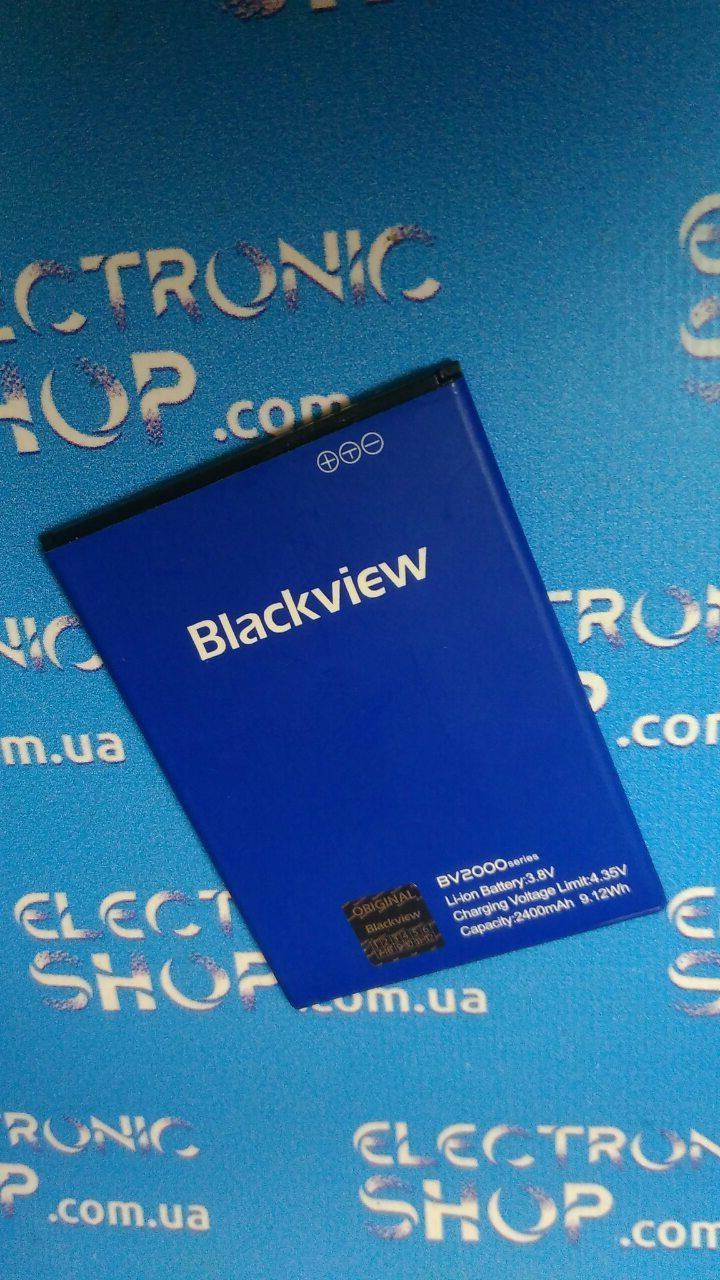 Аккумулятор Blackview BV2000s оригинал б.у
