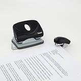 Степлер Axent Welle-2 4810-01-A пластиковый, №24/6, 10 листов, черный, фото 3