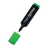 Маркер Delta Highlighter D2501-04, 1-5 мм, клиновидный зеленый