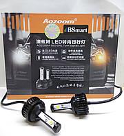 Автолампы LED AOZOOM, DRL/turn, ДХО, Поворот, CANBUS, 1156, P21W, фото 1