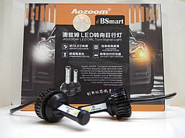 Автолампы LED AOZOOM, DRL/turn, ДХО, Поворот, CANBUS, 7440, WY21W